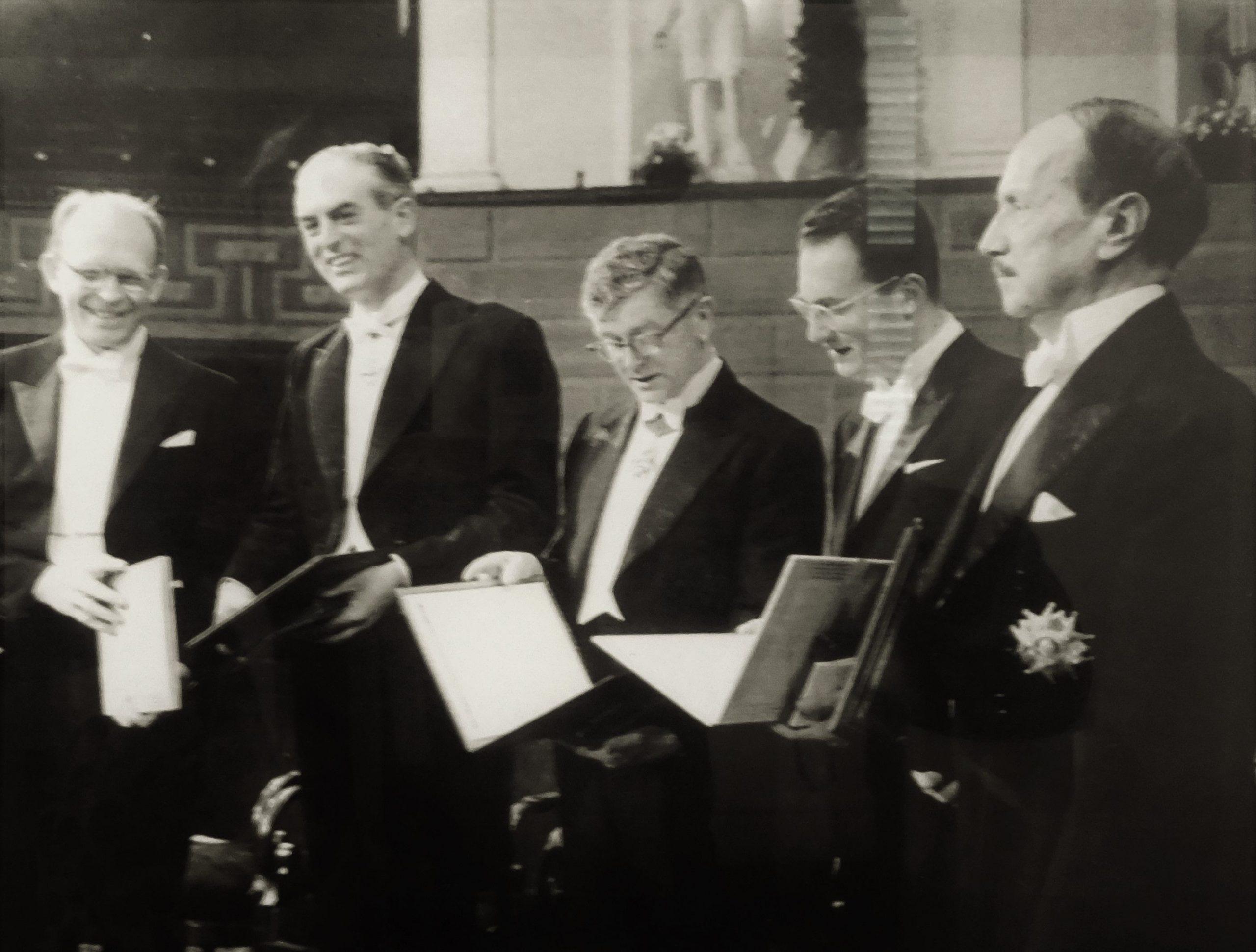 Discurso de Saint-John Perse al recoger el Premio Nobel de Literatura de 1960