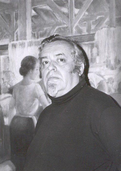 Manuel Prieto Benítez, Cádiz, 1912–1991