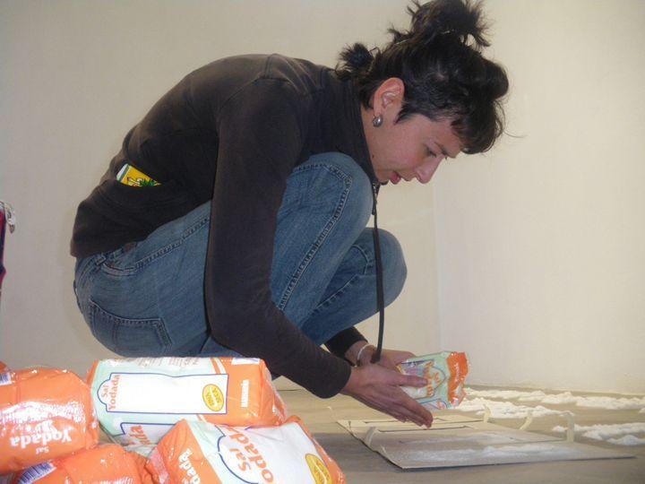 Rocío Garriga, poeta visual
