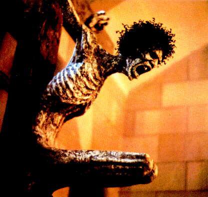 1975, Cristo torturado de Guido Rocha