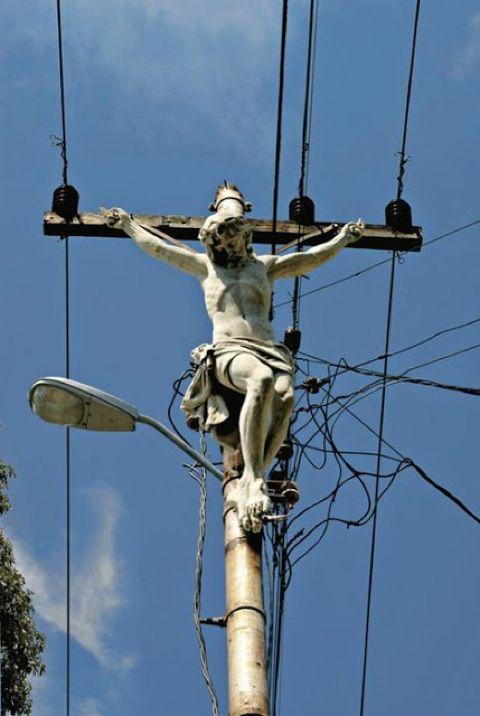 2006, El Cristo de la Habana de Erik Ravelo