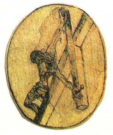 1572-77, Cristo Crucificado de San Juan de la Cruz