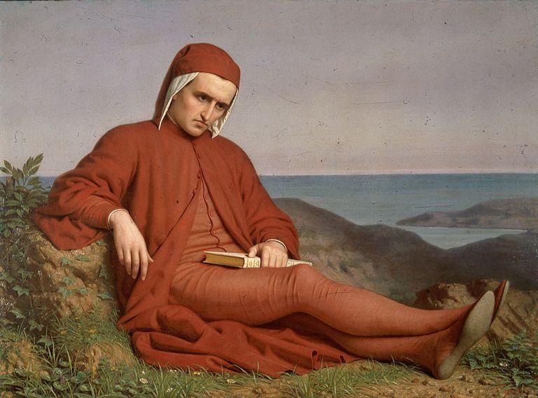 Dante Alighieri y la neutralidad