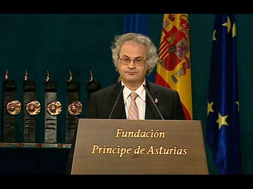 Discurso de Amin Maalouf al recibir el Premio Príncipe de Asturias de las Letras de 2010