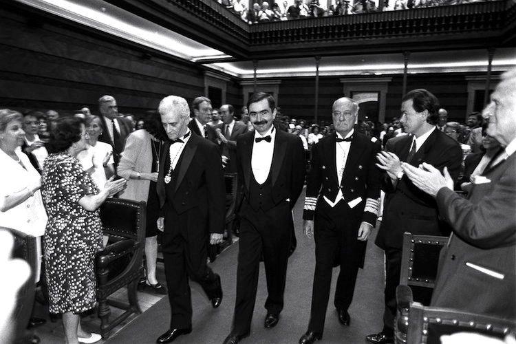 Discurso de Antonio Muñoz Molina al ingresar en la Real Academia Española de la Lengua el 16 de junio de 1996
