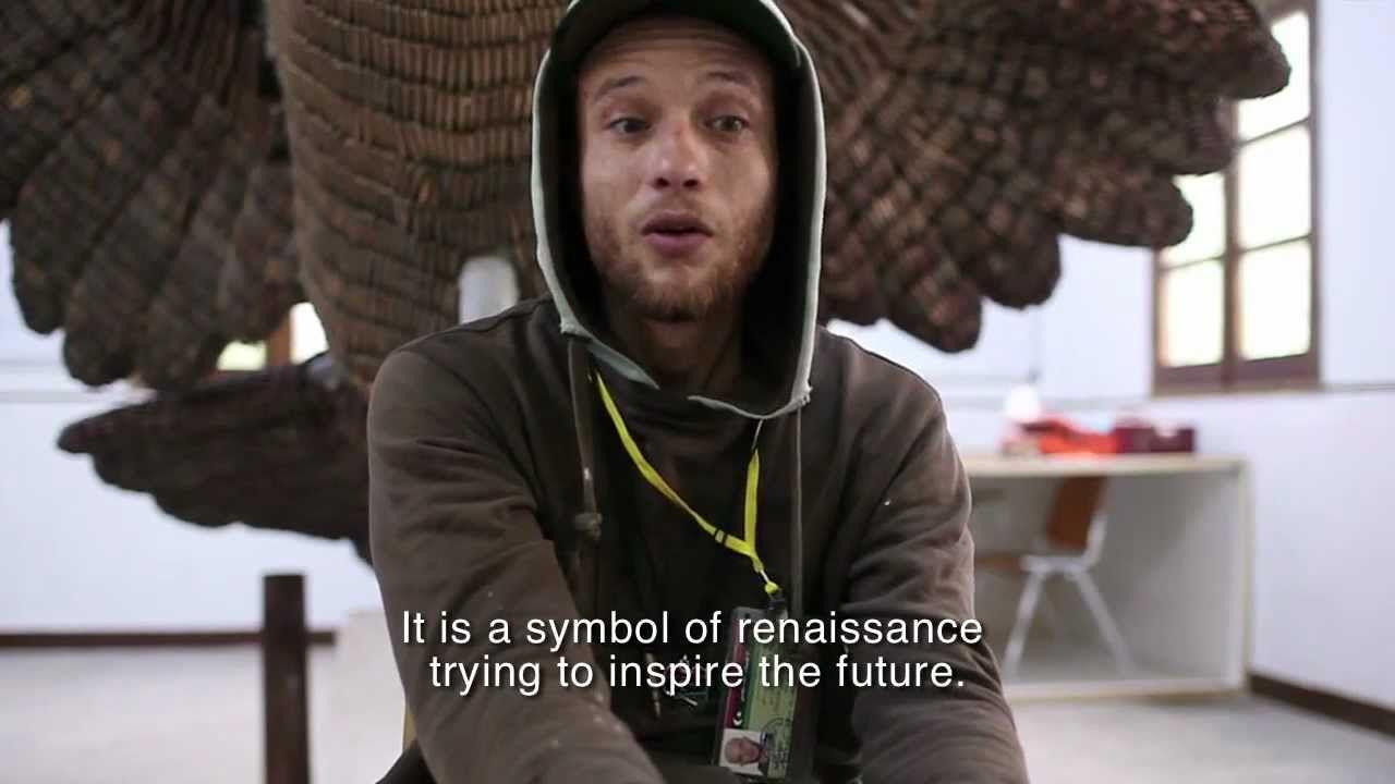 Erik Ravelo, poeta visual
