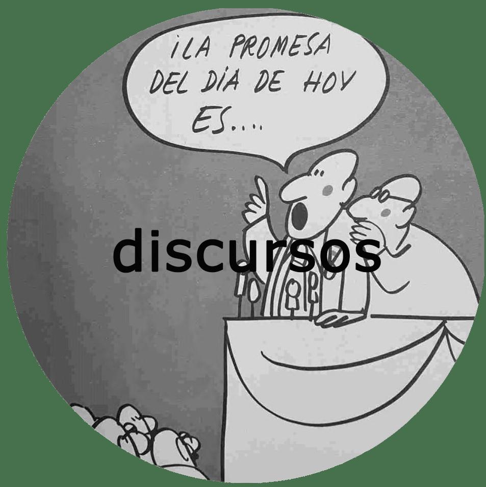 Icono Discursos