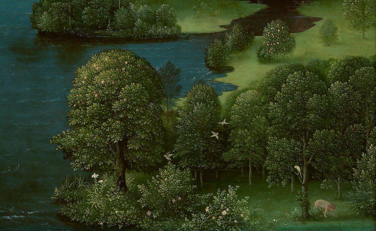 Joachim Patinir, Flandes, 1480-1524