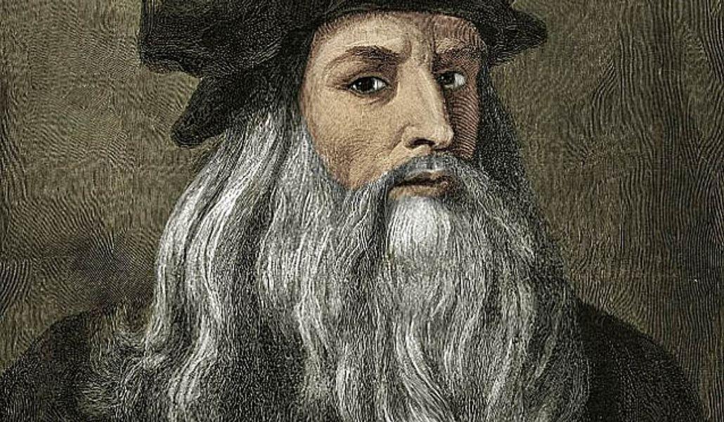 Leonardo da Vinci y la vida