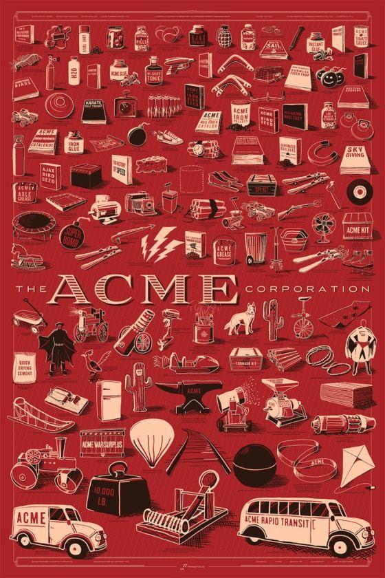 Productos marca ACME