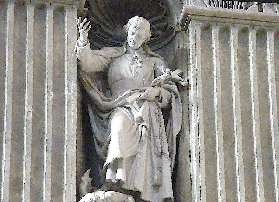 San Luis María Grignon de Montfort y los pensamientos