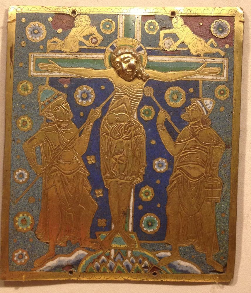 Crucifixiones Siglo XIII