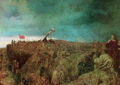 1869, Calvario de Ilya Yefimovich Repin