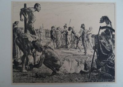 1896, Gólgota de Otto Greiner
