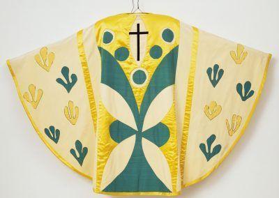 1950, Casulla de Henri Matisse