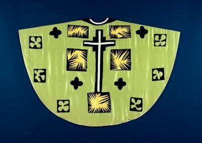 1951, Casulla verde de Henri Matisse