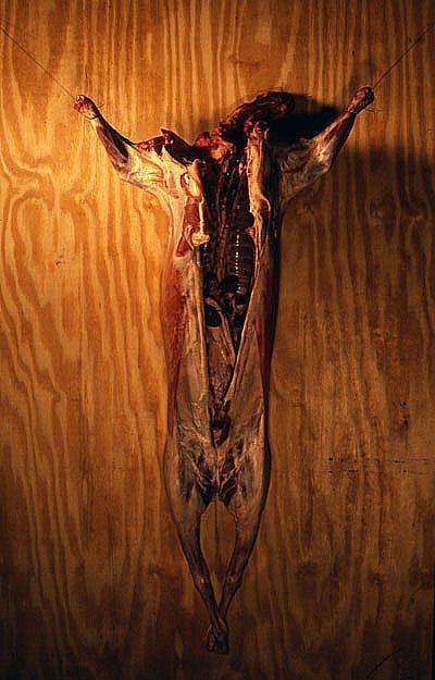 1987, Este es mi cuerpo, esta es mi sangre de John LeKay