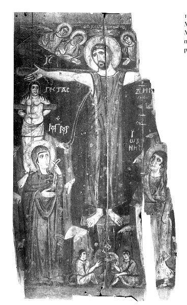750, La Crucifixión del Monasterio de Santa Catalina (Sinaí)