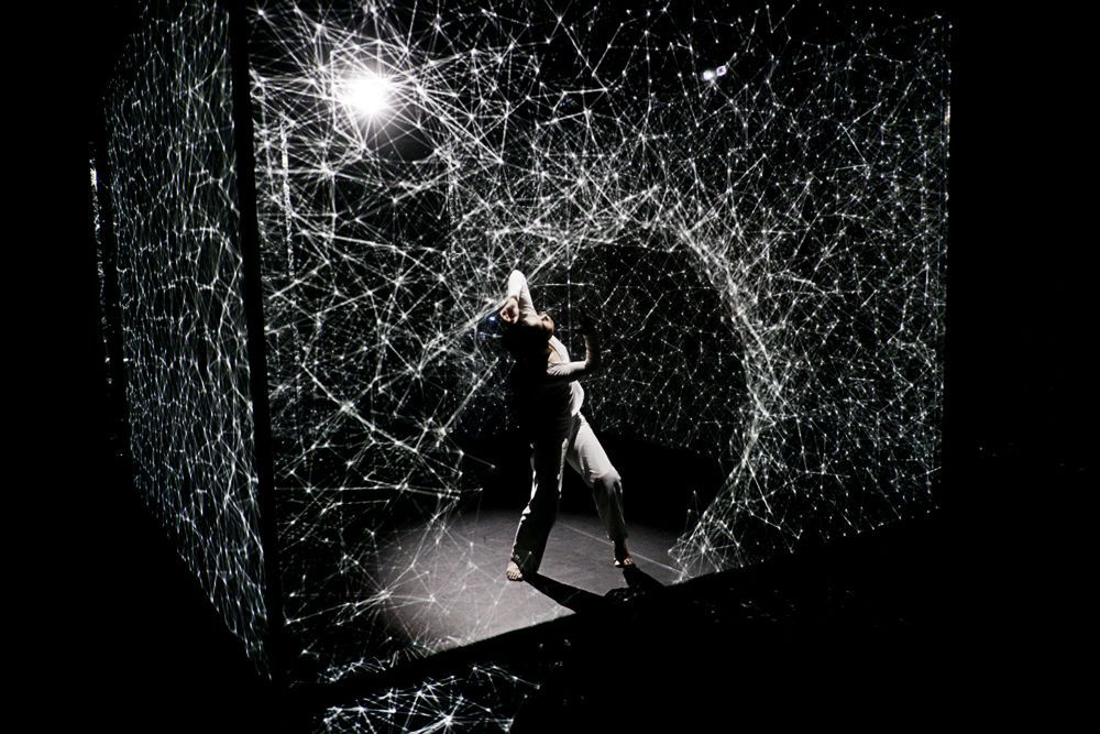 Adrian Mondot & Claire Bardainne, poetas visuales