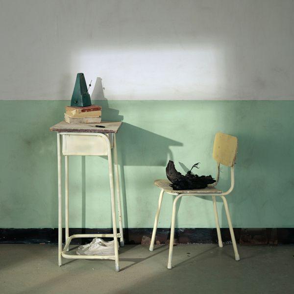 Chen Wei, poeta visual
