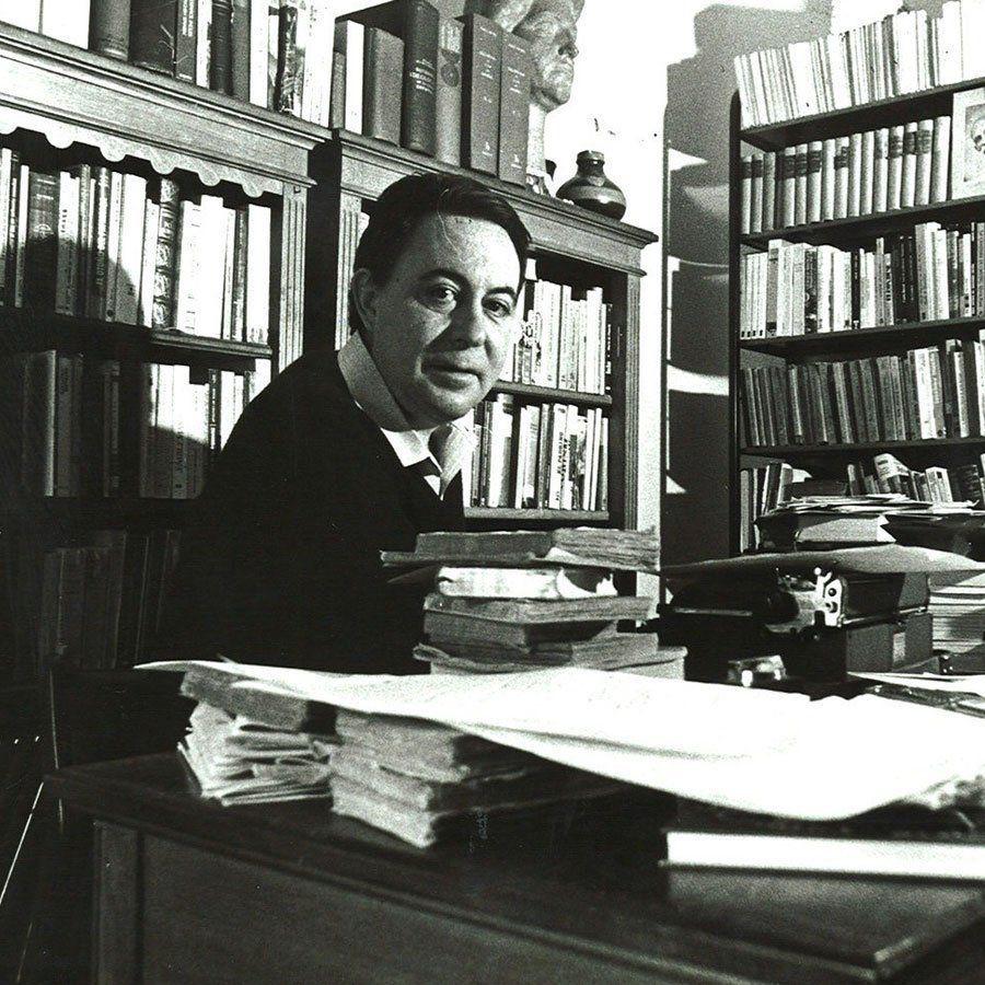 Claudio Rodríguez, Zamora, 1934-1999