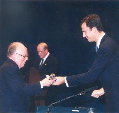 Discurso de Augusto Monterroso al recibir el Premio Príncipe de Asturias de las Letras del 2000
