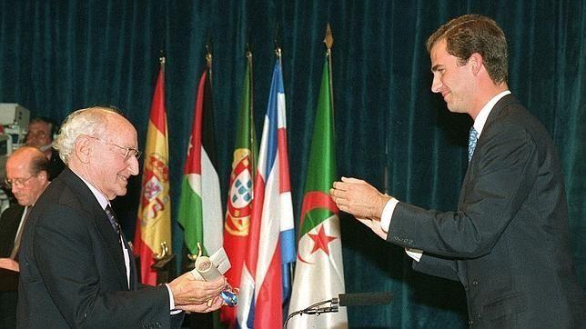 Discurso de Carlos Bousoño al recibir el Premio Príncipe de Asturias de las Letras del 1995