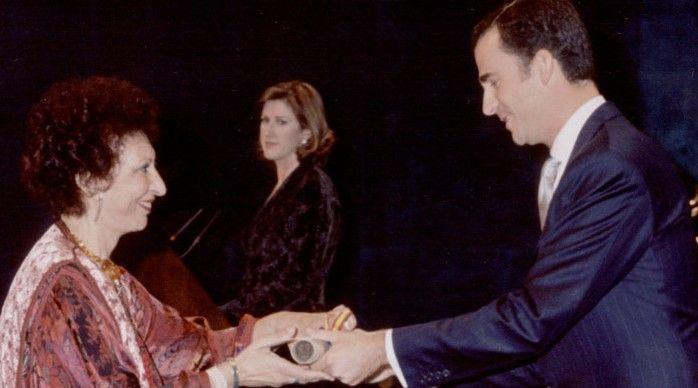 Discurso de Fatema Mernissi al recibir el Premio Príncipe de Asturias de las Letras de 2003