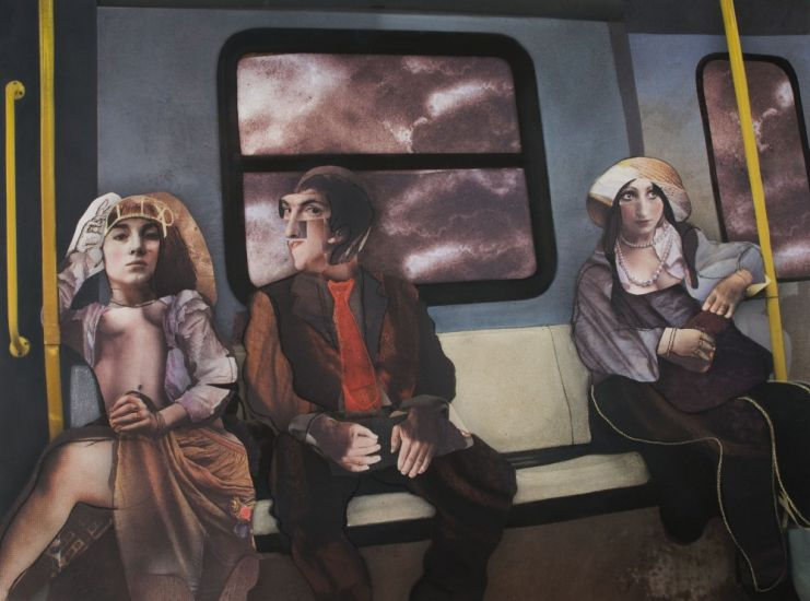 Giuseppe Ragazzini, poeta visual