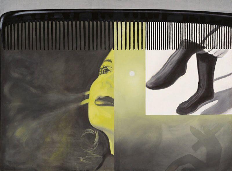 James Rosenquist, poeta visual