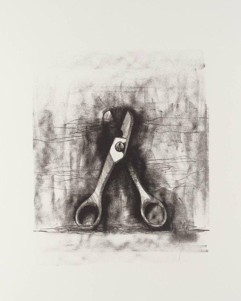 Jim Dine, poeta visual