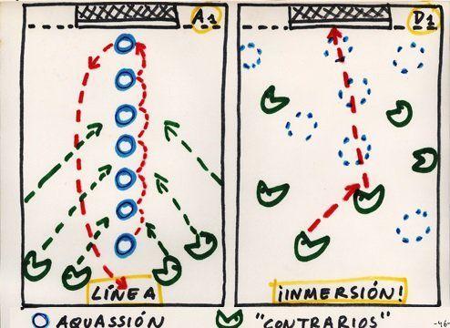 Passion D.I. y Aquassion, poetas visuales