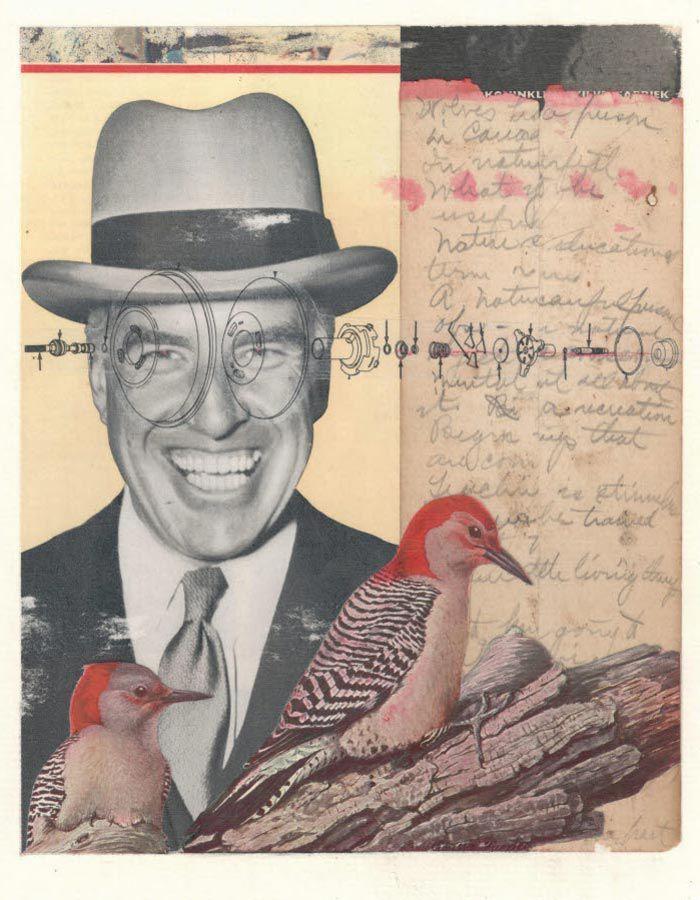 Peter Dowke, poeta visual