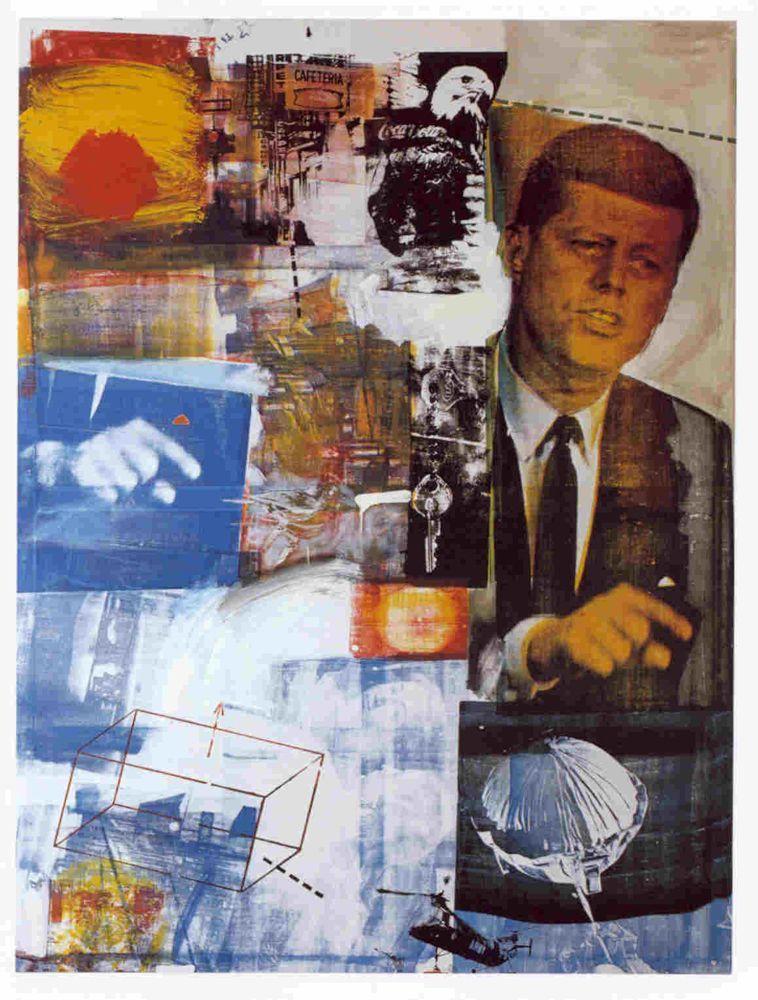 Robert Rauschenberg, poeta visual