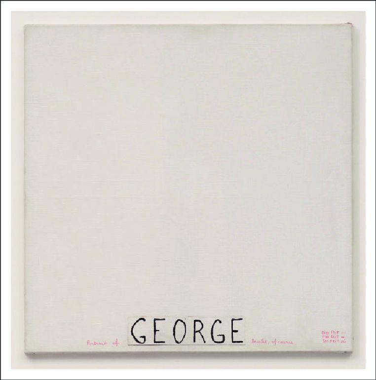 George Brecht, poeta visual