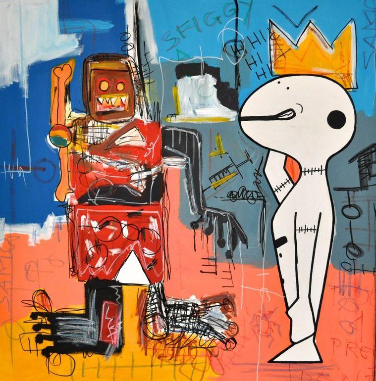 Jean-Michel Basquiat, poeta visual