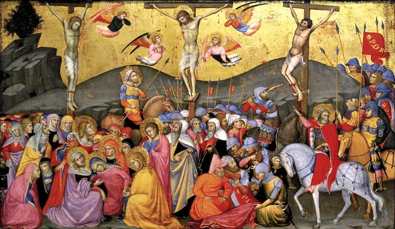 Crucifixiones Siglo XV