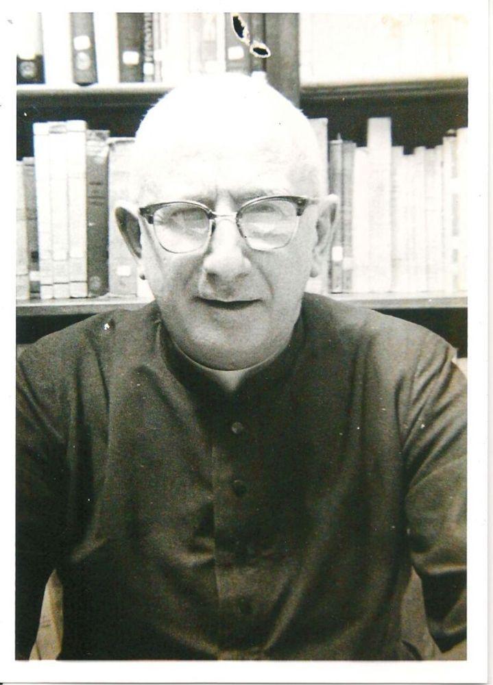 Complot contra la Iglesia por el Padre Julio Meinvielle (1968)