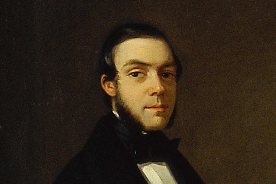 Discurso de Juan Donoso Cortés al ingresar en la Real Academia Española de la Lengua el 16 de abril de 1848