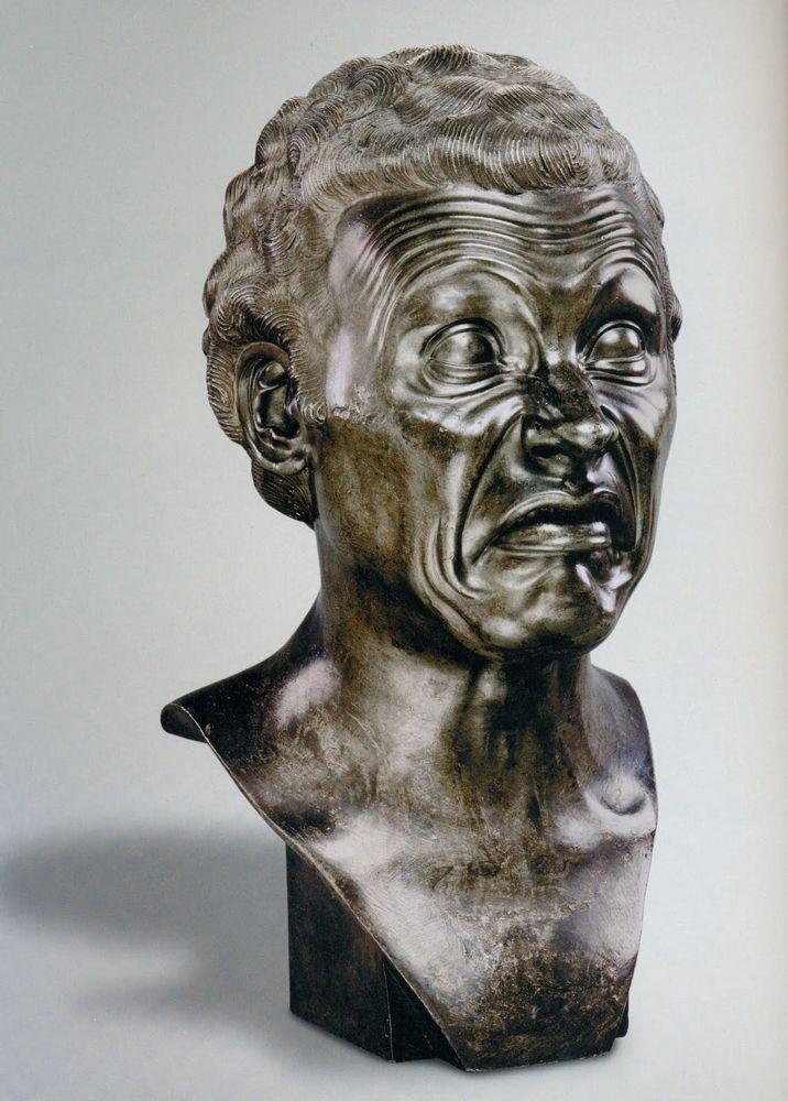 Franz Xaver Messerschmidt, poeta visual