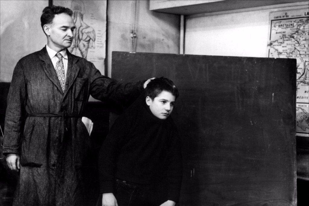 Los cuatrocientos golpes dirigida por François Truffaut, 1959
