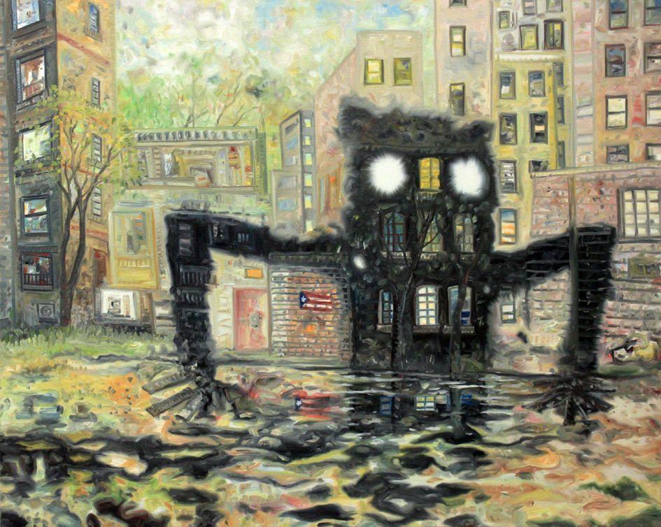 Oscar Oiwa, poeta visual