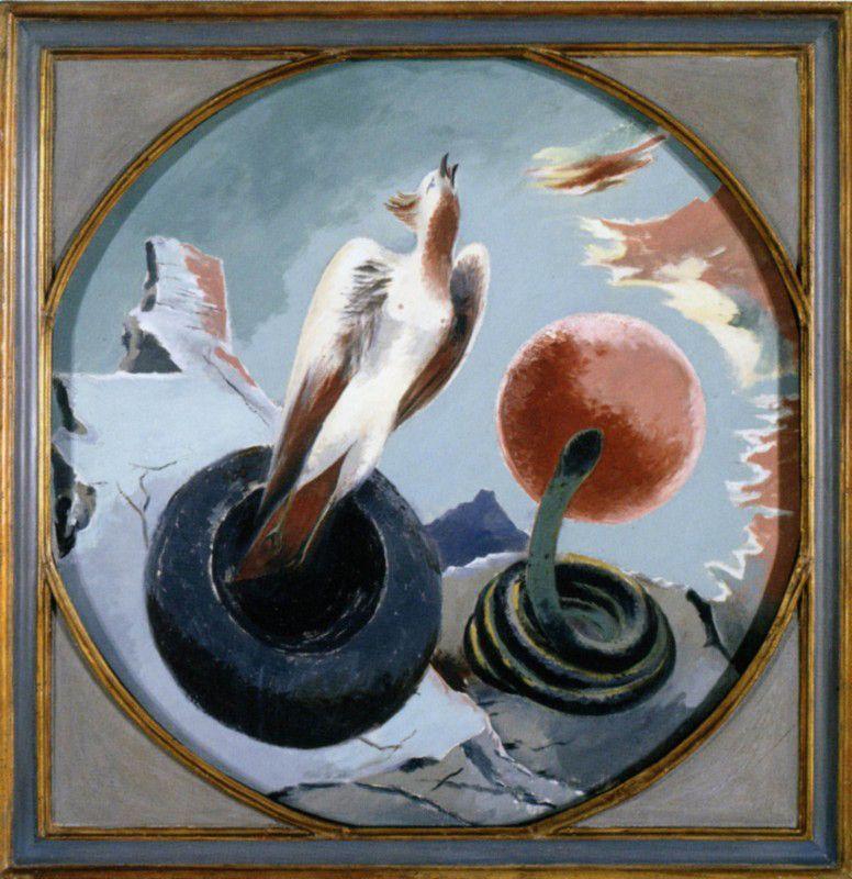Paul Nash, poeta visual