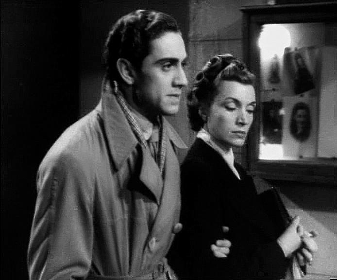 Rojo y negro dirigida por Carlos Arévalo, 1942