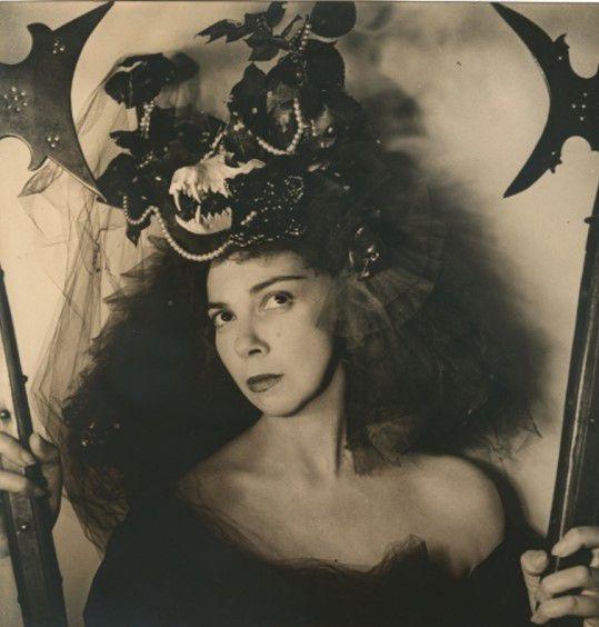 Leonor Fini, poeta visual