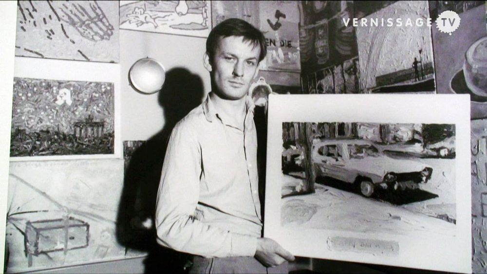 Martin Kippenberger, poeta visual
