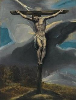 1570, Crucifixión de el Greco
