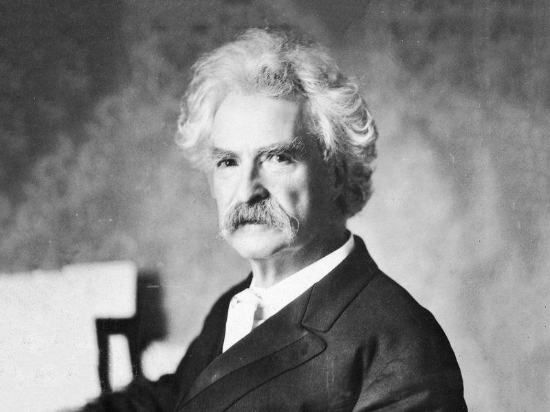 Discursos de Mark Twain