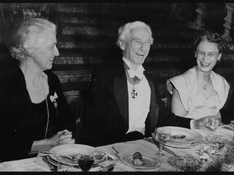 Discurso de Bertrand Russell al recoger el Premio Nobel de Literatura de 1950