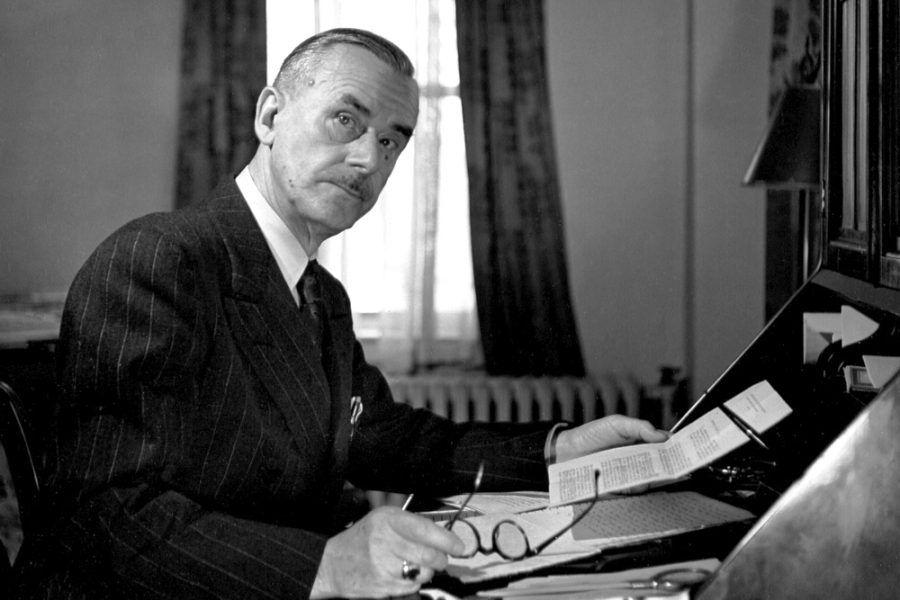 Discursos de Thomas Mann